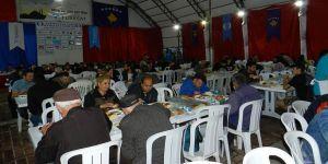 Kosova'da iftar heyecanı