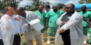 Ebola virüsü yine tehdit ediyor