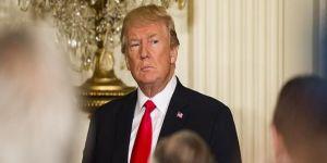 """Trump, Çin ve AB için """"şımarık"""" ifadesini kullandı"""