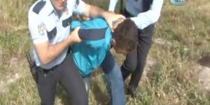 Çalıntı motosikletle yakalandı, Sofuoğlu'na meydan okudu