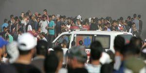 Gazze'de hayatını kaybedenlerin sayısı 64'e yükseldi