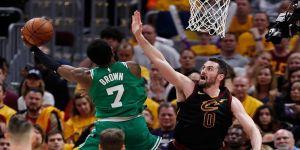 Cleveland Cavaliers evinde farklı kazandı