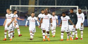 Beşiktaş'a 71 puan yetmedi
