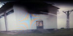 Elektrik trafosuna yıldırım düştü, ilçe merkezi ve köylerde elektrikler kesildi