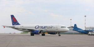 Türk uçağı Rusya'da acil iniş yaptı
