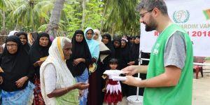 Sri Lankalı Müslümanların yüzü güldü