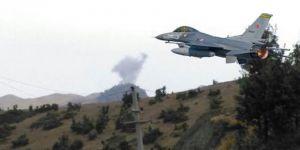 Savaş uçakları havalandı