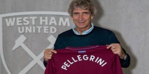 West Ham'da Pellegrini dönemi başladı