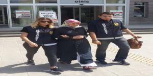 FETÖ operasyonu kapsamında bir kadın tutuklandı.