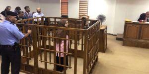 Kadın mahkumlara 10 dakikada idam cezası!