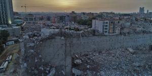 AKM'nin yıkımında sona gelindi