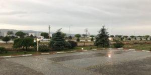 Sağanak yağışı hayatı olumsuz etkiledi