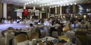Türkiye - Afrika kardeşlik iftarı