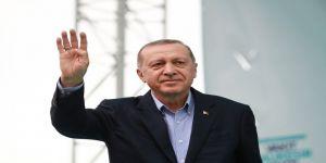 """Cumhurbaşkanı Erdoğan: """"Ana muhalefet ilkokul müsameresi kıvamında oyunlarla yönetiliyor"""""""