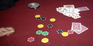 Kocaeli'de kumar operasyonu: 8 gözaltı