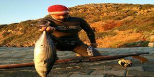 Balık tutkusu canından etti