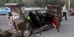Feci kaza: 1 ölü, 12 yaralı