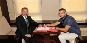 Gebzespor'da imzalar atıldı