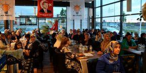 AK Parti'den İsveç'te iftar