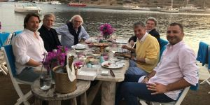 Arsene Wenger, Türkiye'ye geldi