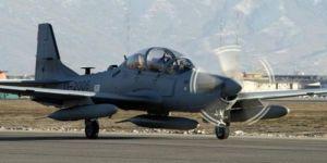 ABD, Lübnan'a 4 saldırı uçağı hibe etti