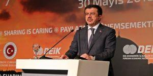 Bakan Zeybekci'den 'büyüme' açıklaması