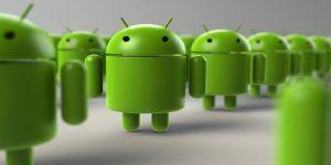 Android'de tepki çeken hata