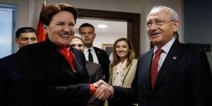 Kılıçdaroğlu ile Akşener bugün görüşecek