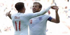 İngiltere, Nijerya'yı 2-1 yendi