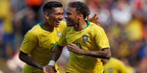 Brezilya, Hırvatistan'ı 2-0 mağlup etti