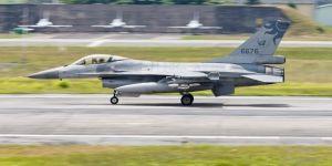 Askeri tatbikatta F-16 kayboldu