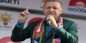 Cumhurbaşkanı Erdoğan,Ey Muharrem Ben Başkomutanım !