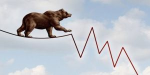 Borsa 'ayı' piyasasına girdi