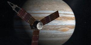 NASA, Juno'nun Jupiter görevini uzatıyor