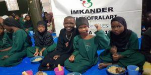 Afrika'da 15 Temmuz şehitleri anısına iftar