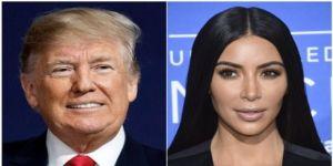 Kim Kardashian istedi, Trump gerçekleştirdi