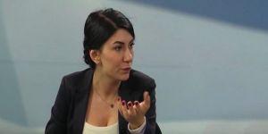 Ece Sevim Öztürk gözaltına alındı