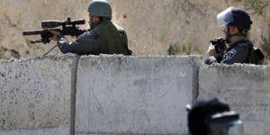 İsrail yine sınıra keskin nişancı yerleştirdi