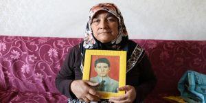 Öldürüldü denilen oğlunu 22 yıldır arıyor