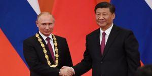 Çin'den Putin'e Dostluk Madalyası