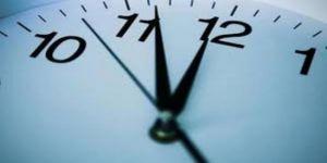 Mesai saatleri değişti