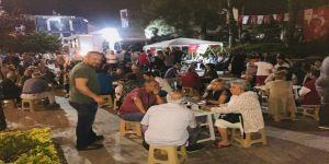 CHP Gebze İlçe Başkanlığı'ndan 'İkram Çadırı'