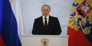 Putin'den ani karar!