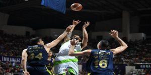 Tahincioğlu Basketbol Süper Ligi: Tofaş: 77 - Fenerbahçe Doğuş: 95