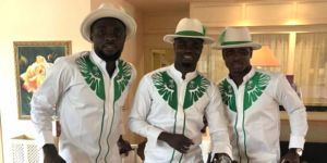 Nijerya yine olay oldu
