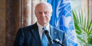 De Mistura Suriye'de çözüm arayışları için Mısır'da