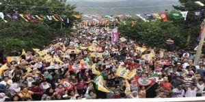 Kalan 12 günde AKP'ye oy vereni de, kararsız olanı da ikna edeceğiz