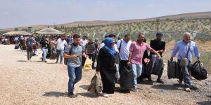 83 bin Suriyeli çıkış yaptı
