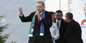 Erdoğan: Ülkemizin en büyük açığı muhalefet açığıdır
