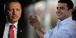 Demirtaş'tan Erdoğan'a adaylık yanıtı